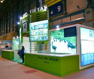Stand modular Valle del Tiétar