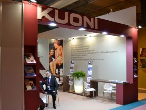 Stand empresarial para Kuoni