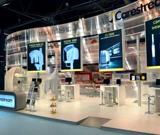 Diseño de Stand Carestream