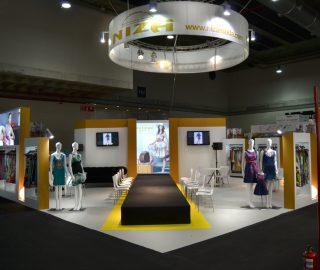 Diseño stand Niza SIMM