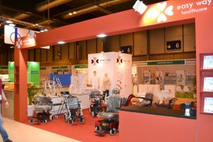 Stand de diseño Easy Way en Ortomedical