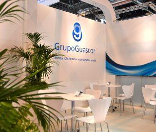 Stand diseño Grupo Guascor