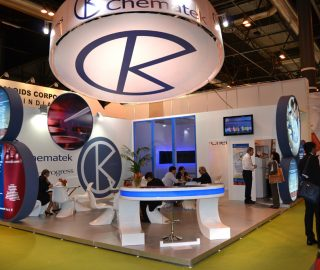 Stand empresarial Chematek