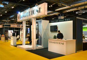 Diseño stand Giambertone
