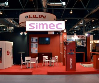 Stand diseño Simec