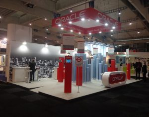 Stand para Oracle