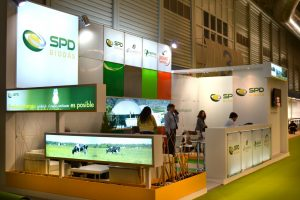 Stand de diseño SPD Biogas