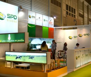 stand de diseño SPD