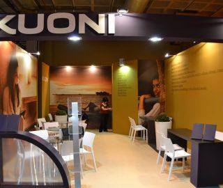Stand diseño Kuoni