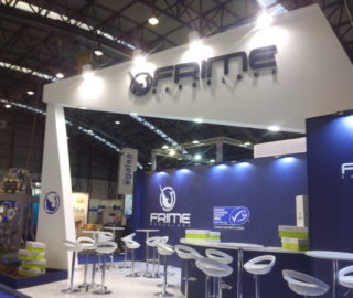 Stand diseño Frime Barcelona