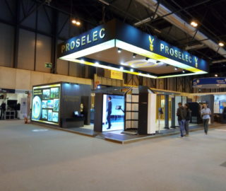 Stand empresarial Proselec
